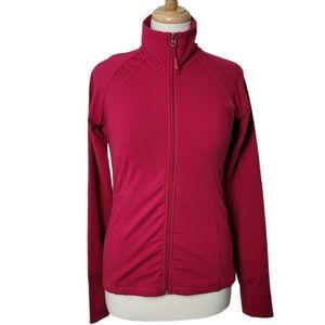 ELLEN TRACY ACTIVE Jacket Zip Up Athletic